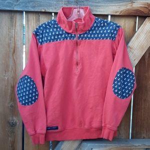 Simply southern quarter zip sweatshirt xs